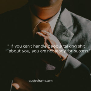 quotes on cool attitude