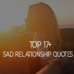 Sad Relationship Quotes